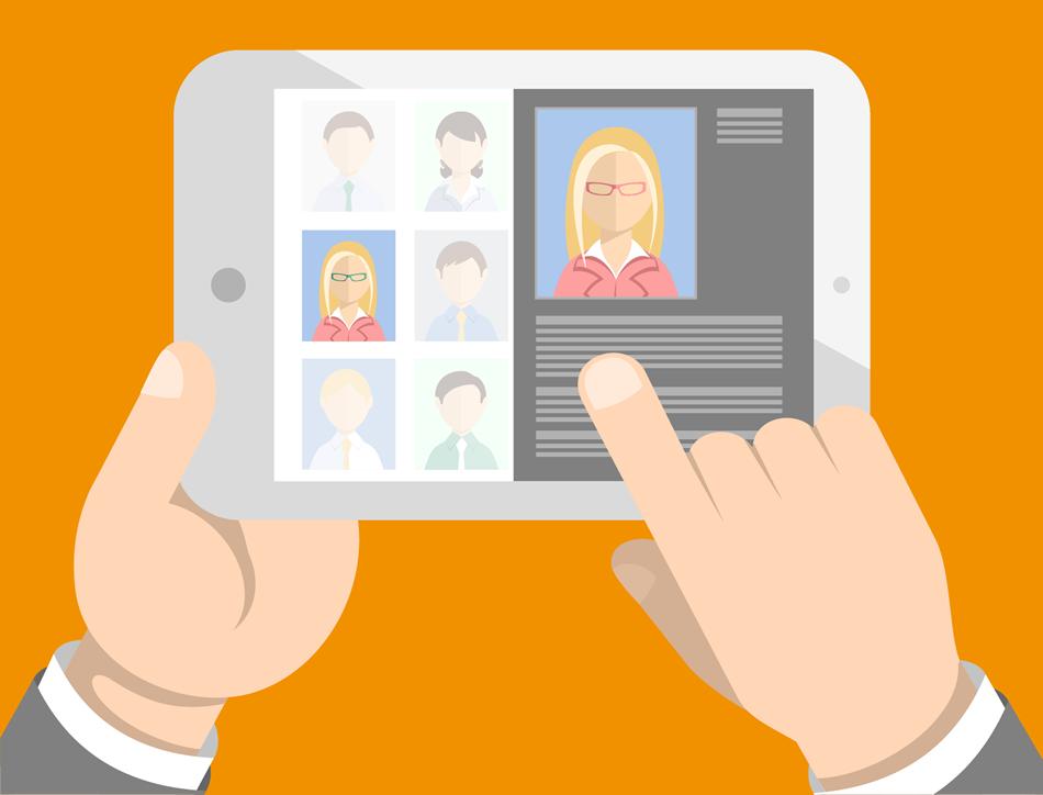 Reclutamiento y selección de personal Digital