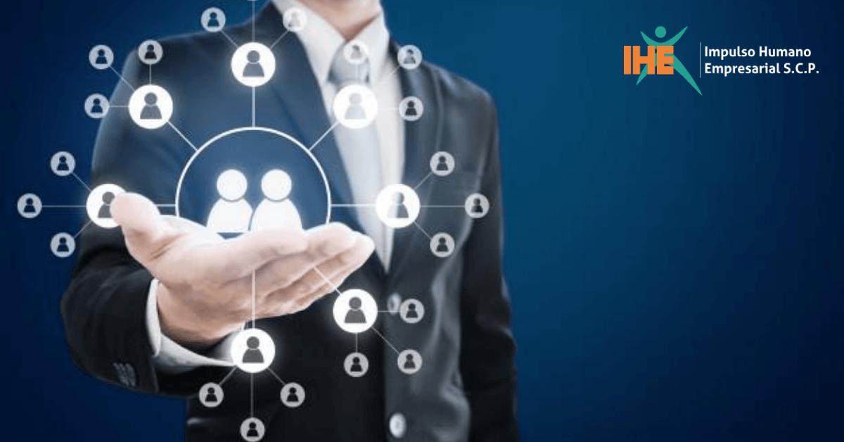 el reclutador pieza clave de la organizacion